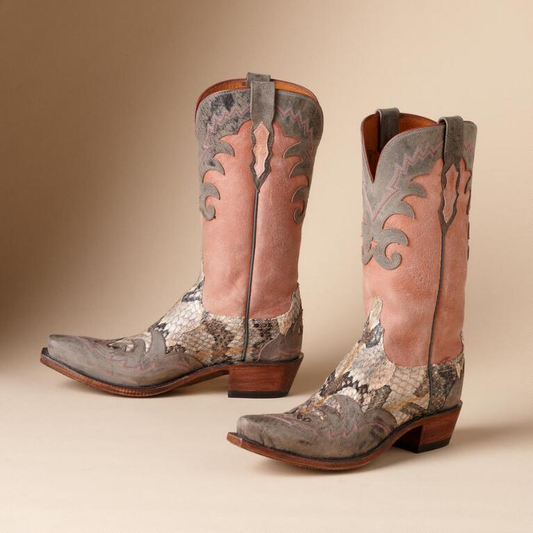 RATTLER BOOTS BY LUCCHESE