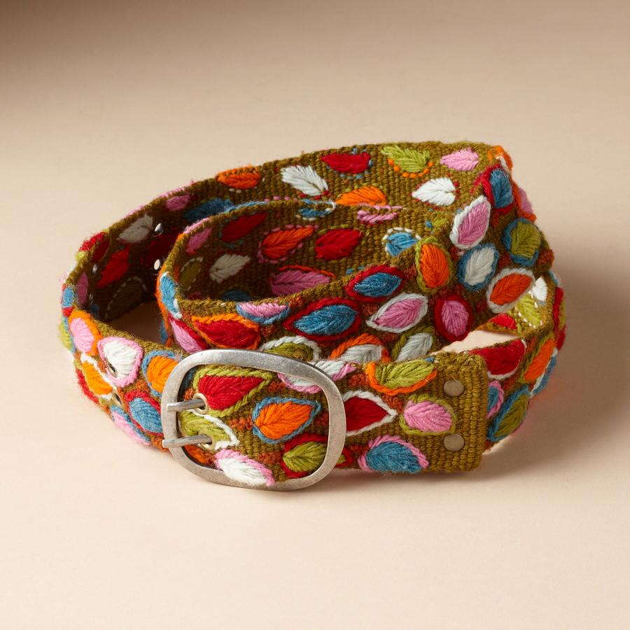 FALLING LEAVES BELT