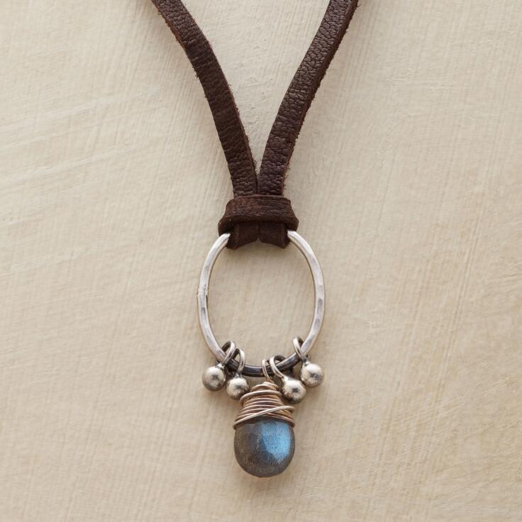 Mystic Amulet Necklace Robert Redford S Sundance Catalog