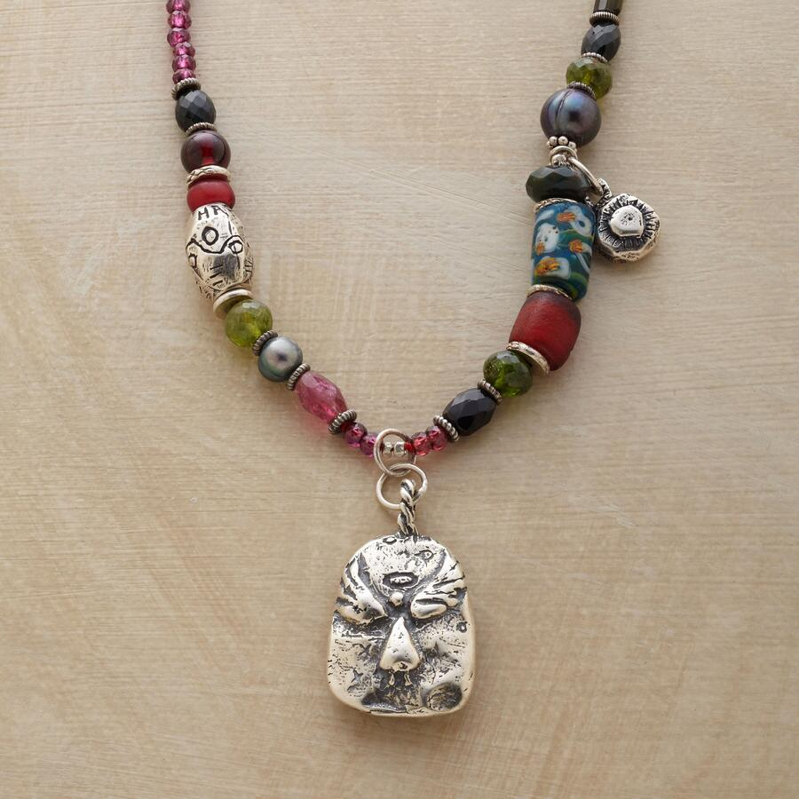 MIDNIGHT BLESSINGS NECKLACE