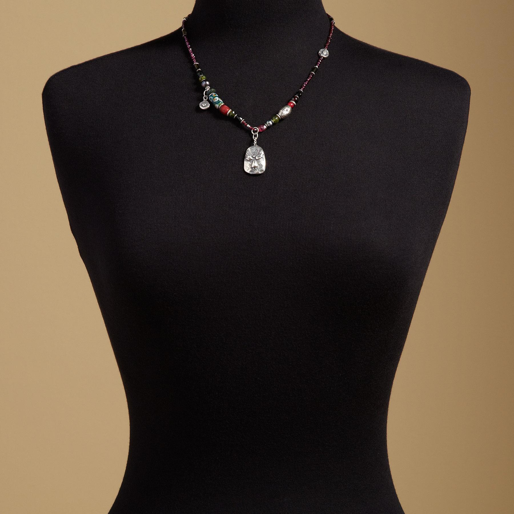 MIDNIGHT BLESSINGS NECKLACE: View 5