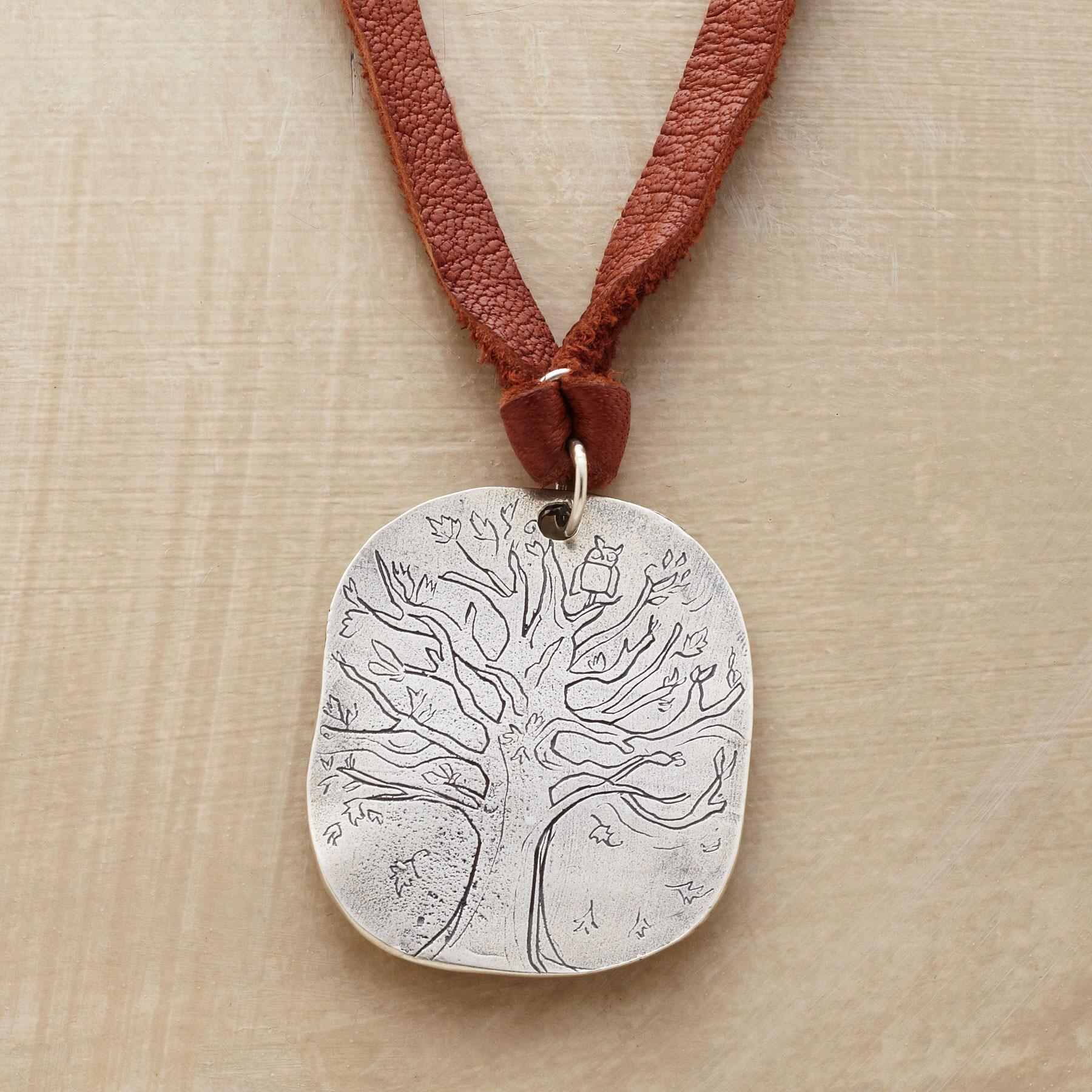 N R D C TREE NECKLACE: View 1