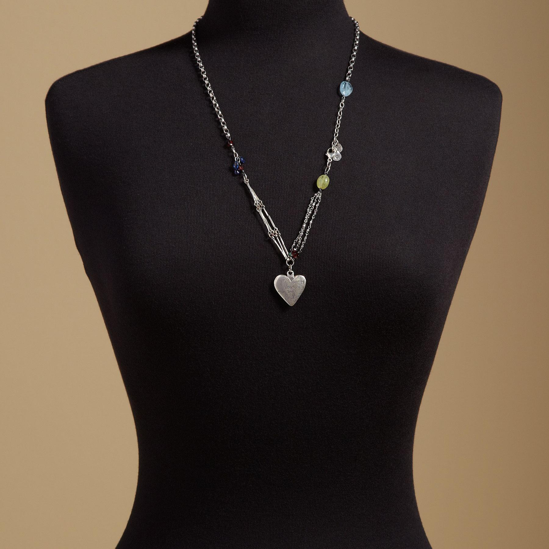 HEART OF WINTER NECKLACE: View 3