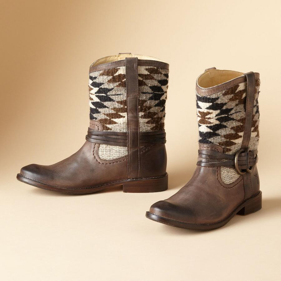 SHIRLEY HARNESS BOOTS