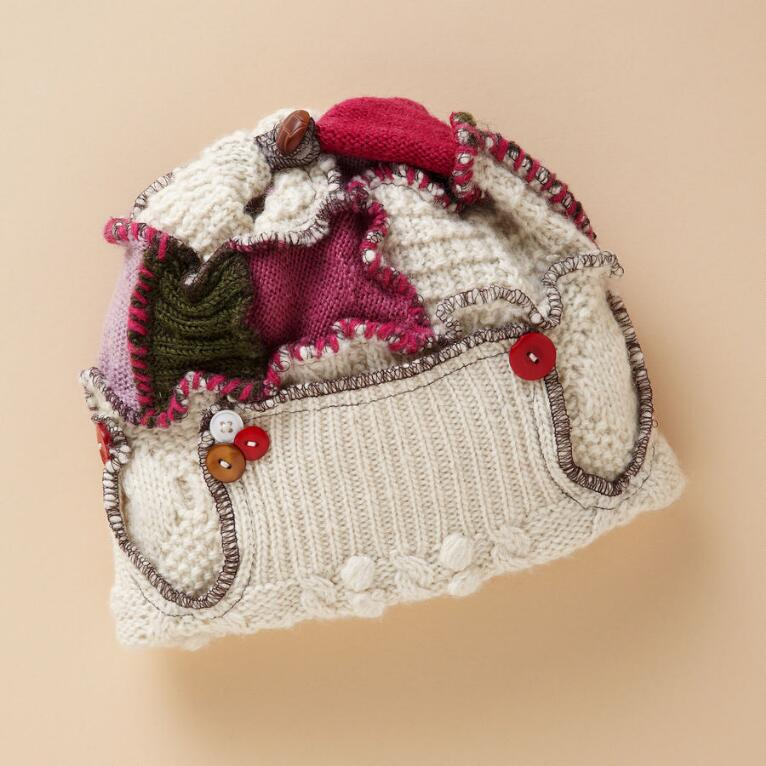 Piquant Patchwork Hat Hats All Accessories