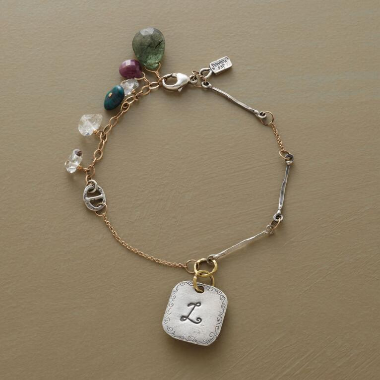 PERSONALIZED CHARMER BRACELET BY JES MAHARRY