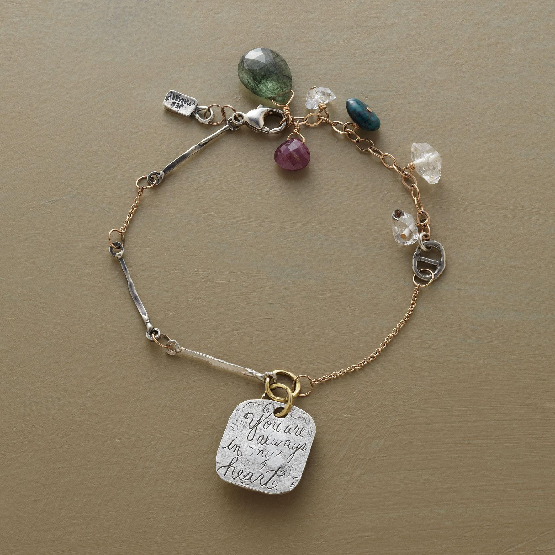 PERSONALIZED CHARMER BRACELET BY JES MAHARRY: View 2