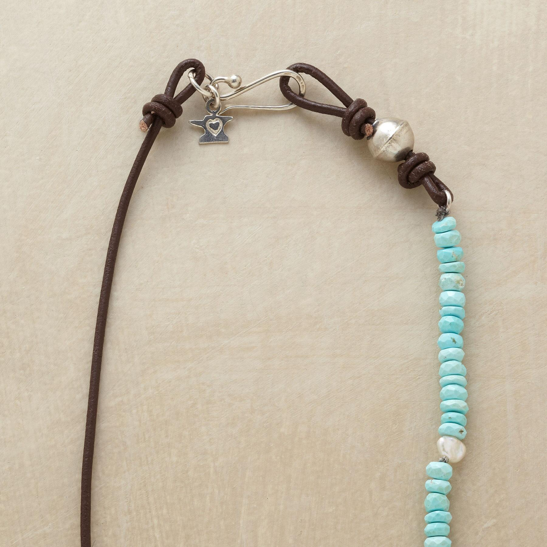 WABI SABI PEARL NECKLACE: View 3