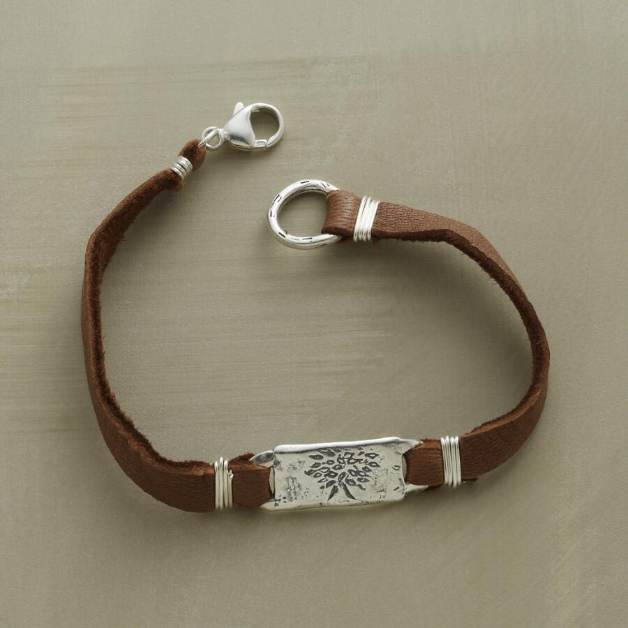 NEW FORTITUDE SUEDE BRACELET