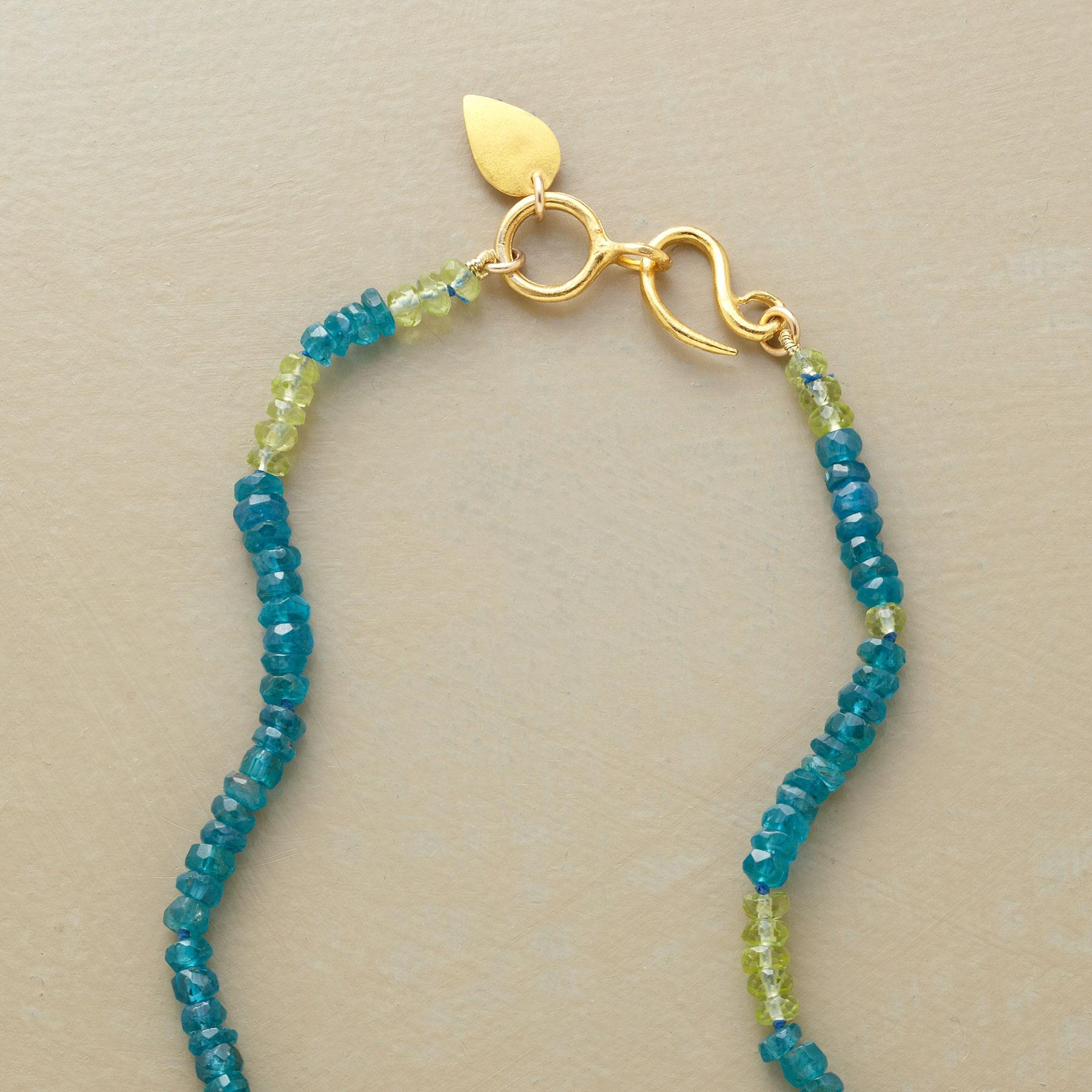 HANDCRAFTED SHORELINE NECKLACE: View 3