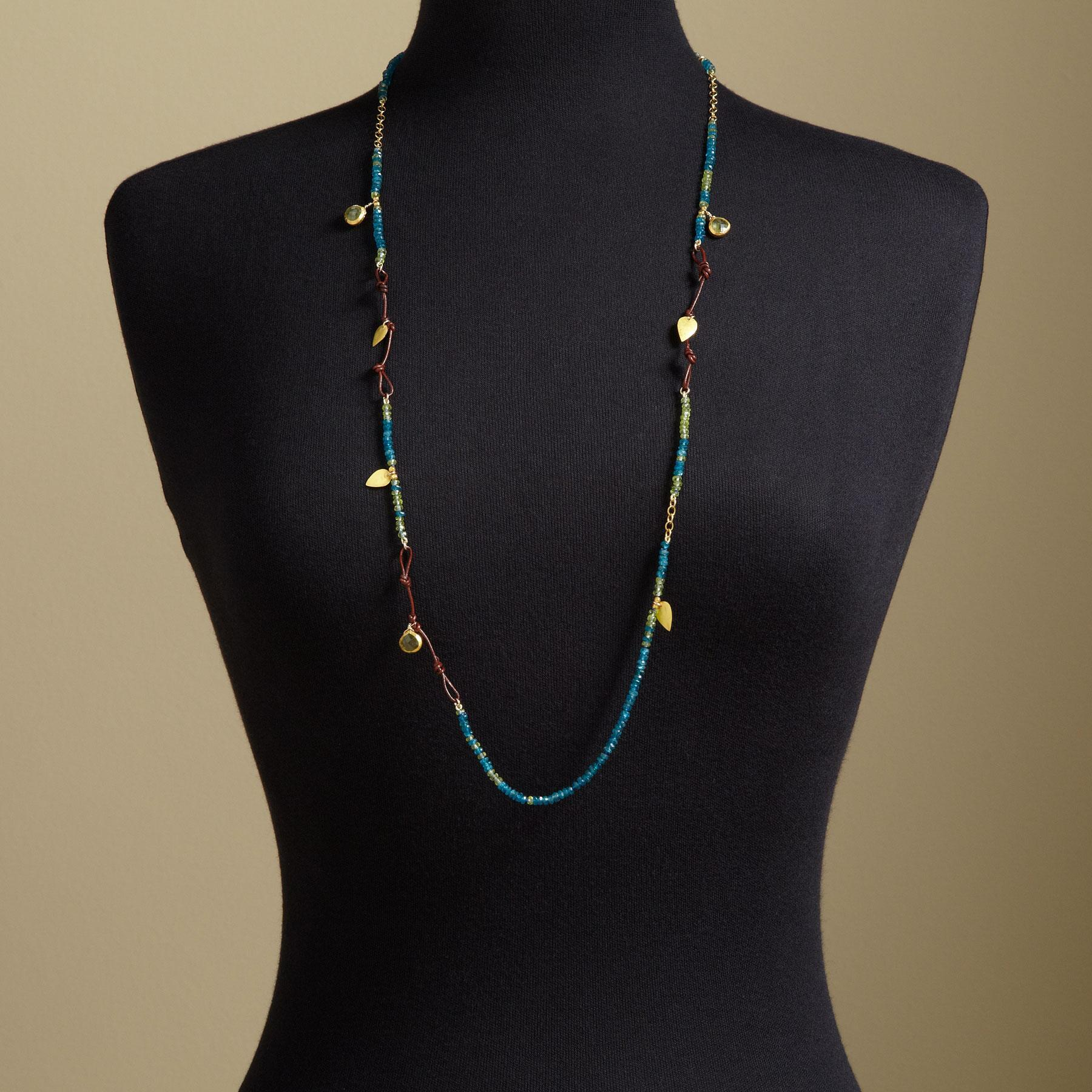 HANDCRAFTED SHORELINE NECKLACE: View 4