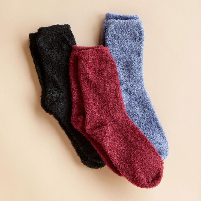 SUPERSOFT SOCKS, SET OF 3