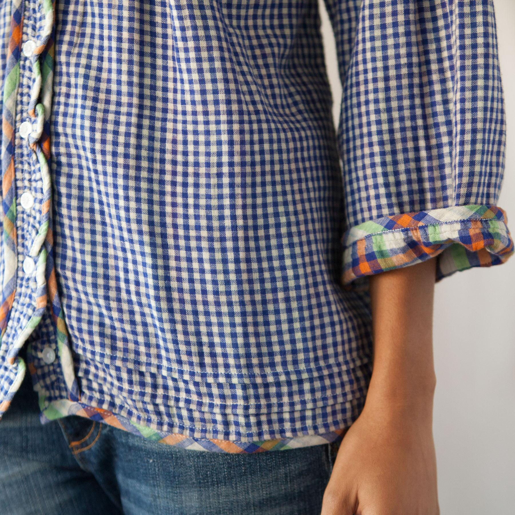 STYLE IN CHECK SHIRT: View 3
