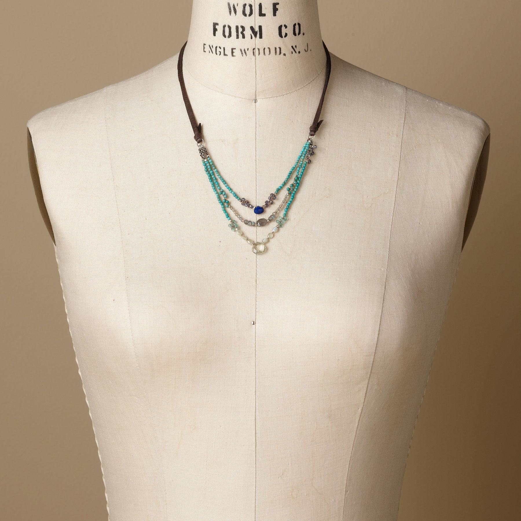 MOODY BLUES NECKLACE: View 4