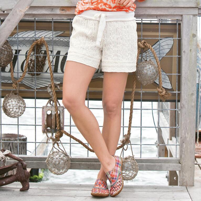 CATALINA LACE SHORTS
