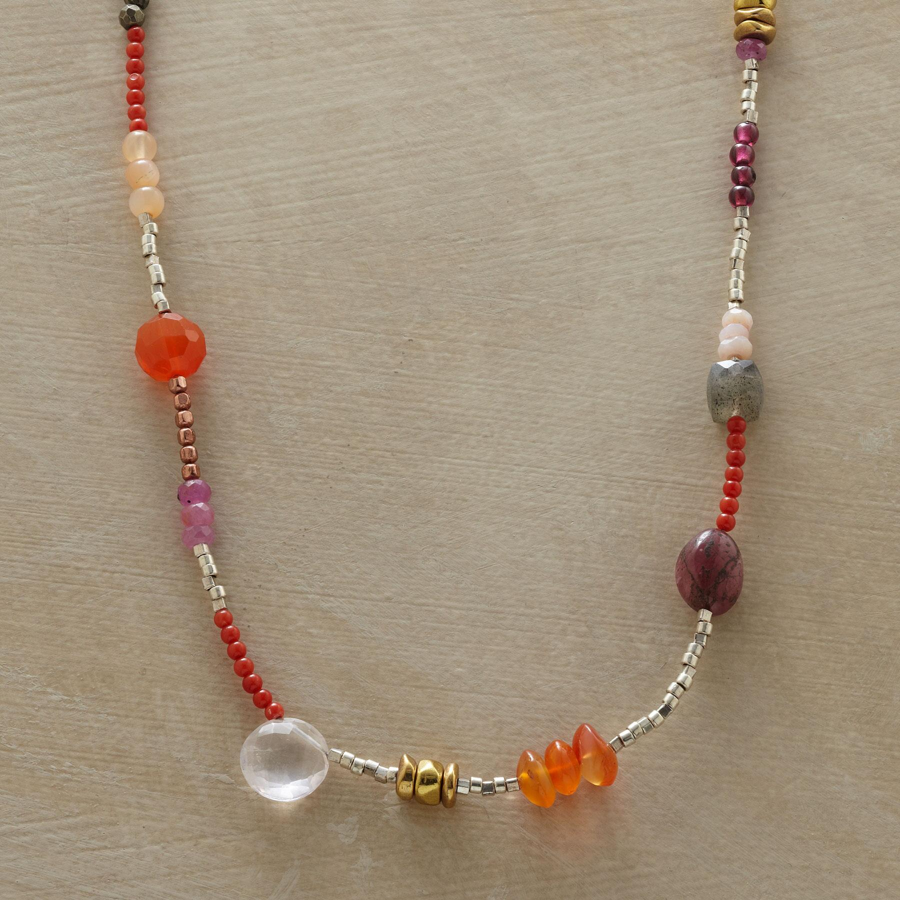 LONG FESTIVA NECKLACE: View 1