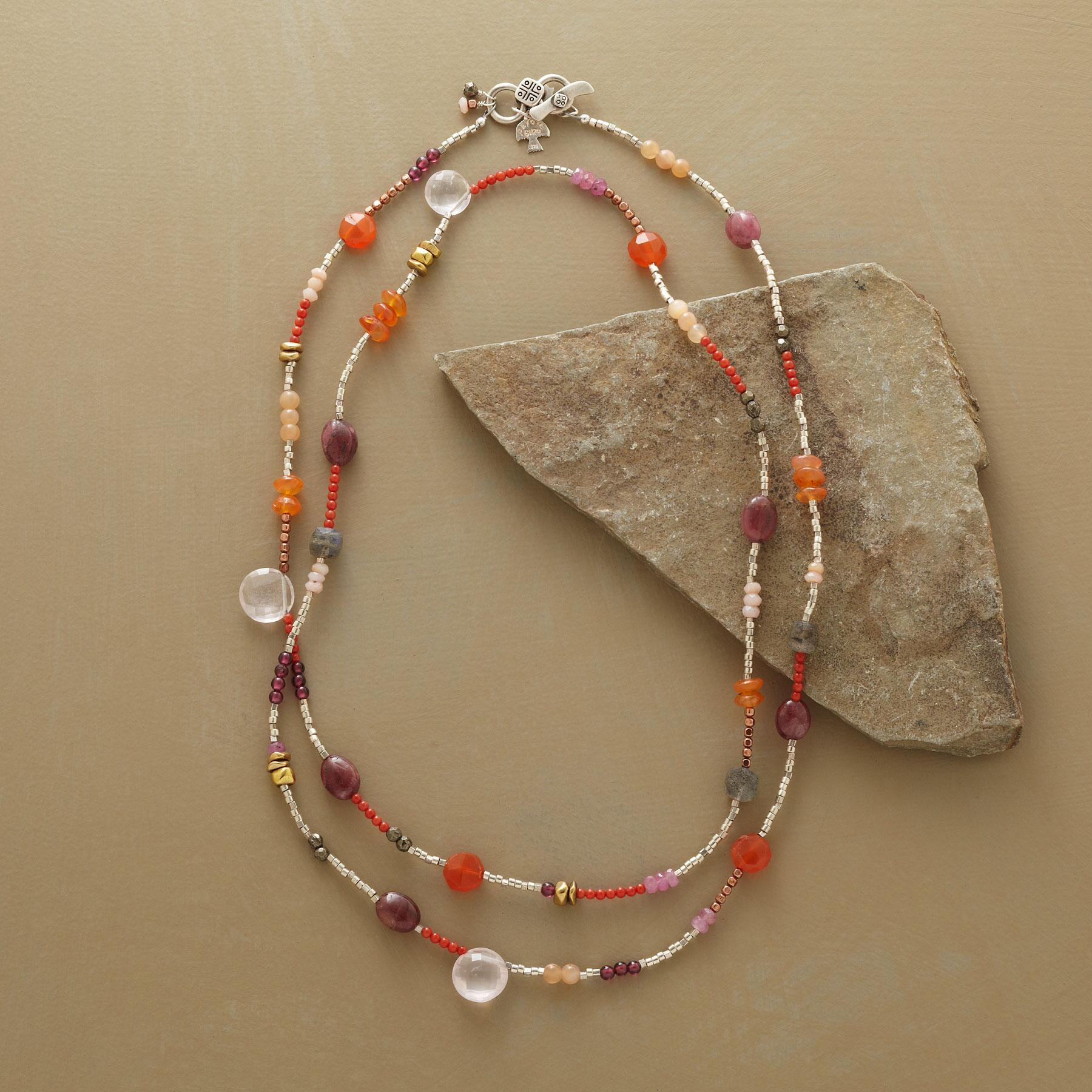LONG FESTIVA NECKLACE: View 2