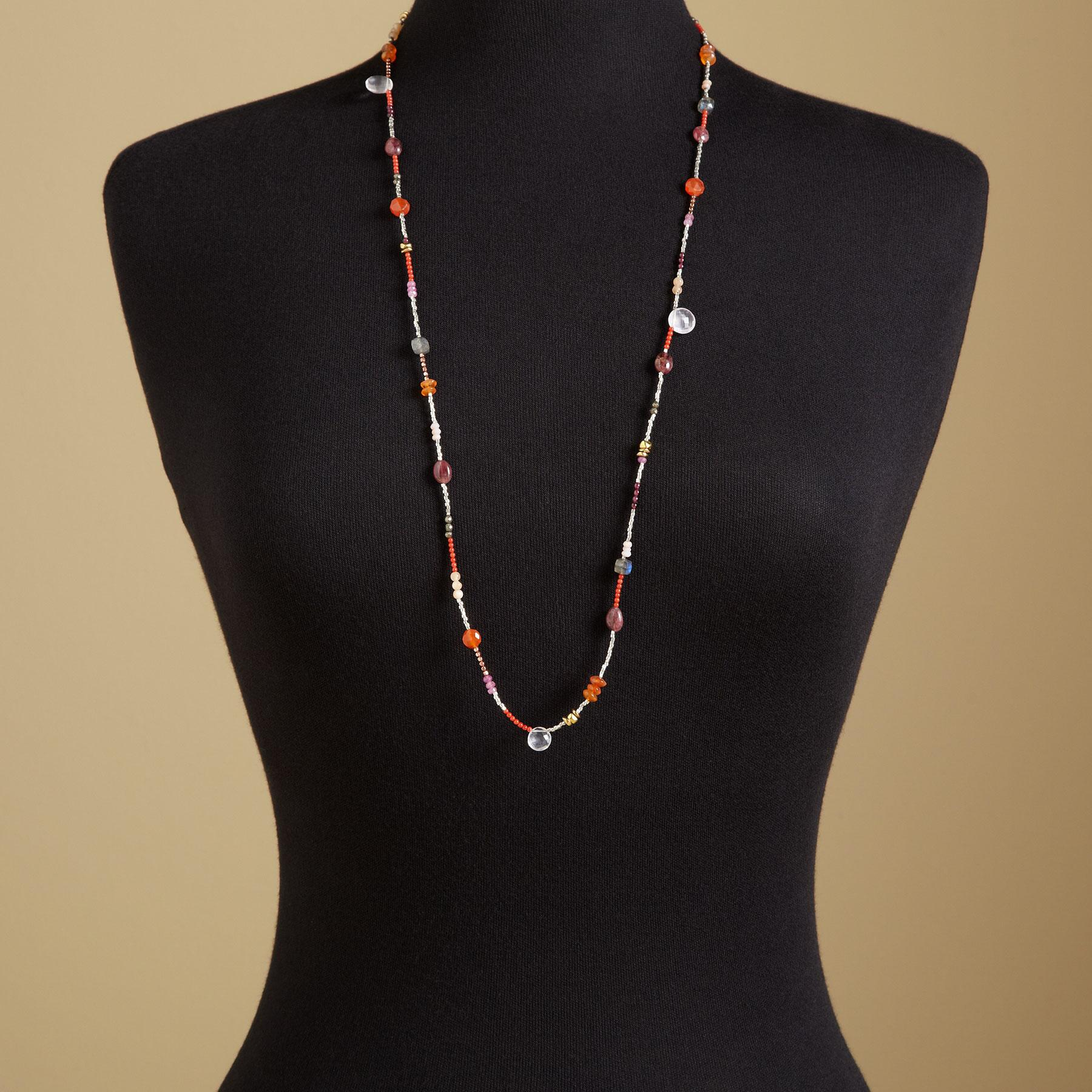 LONG FESTIVA NECKLACE: View 4