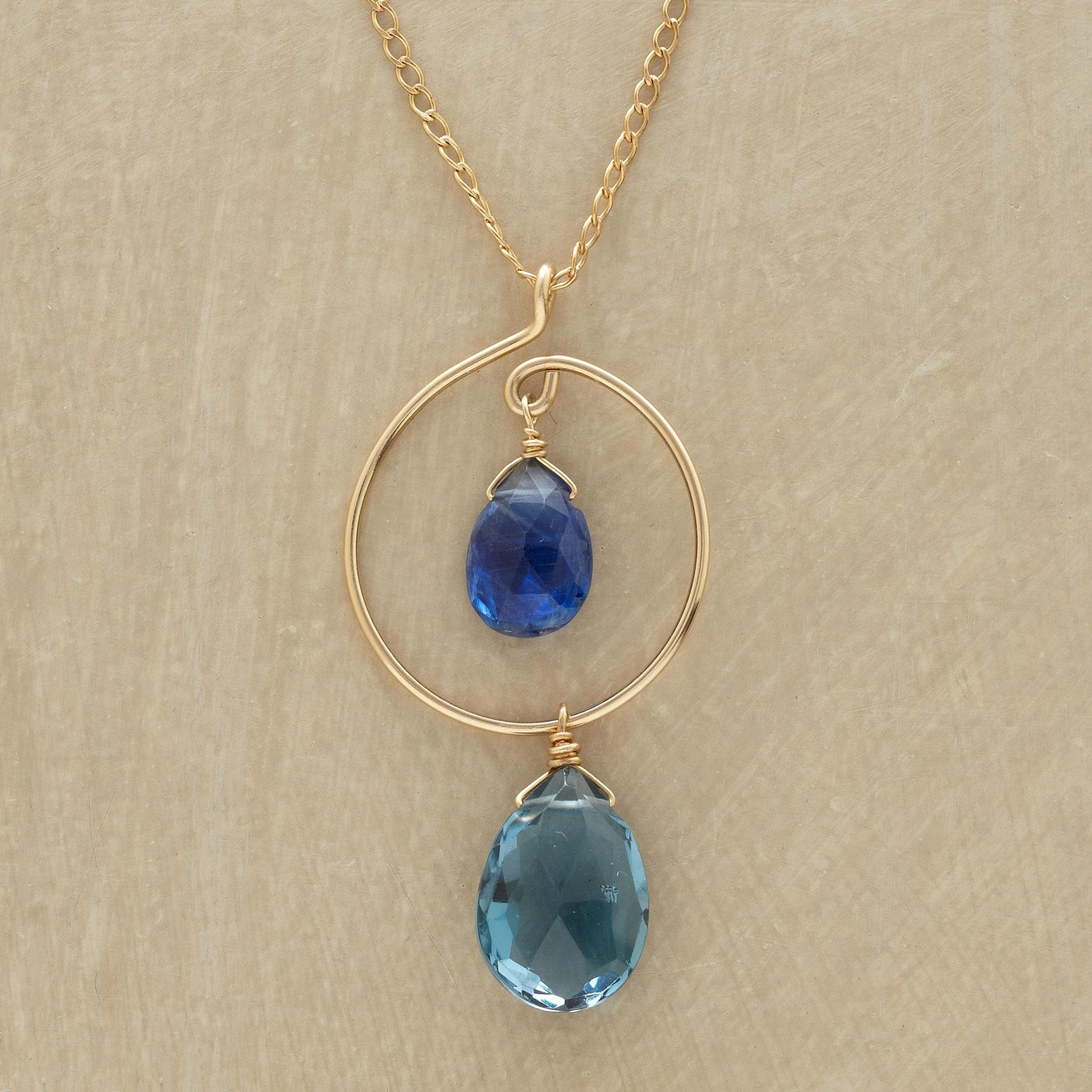 TWO SOULS NECKLACE: View 1