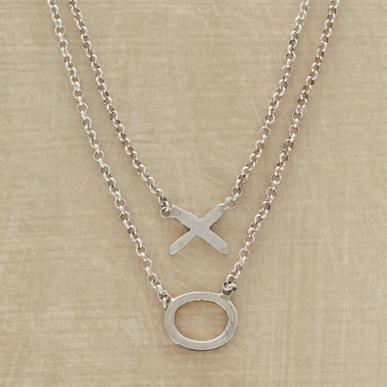 X O NECKLACES