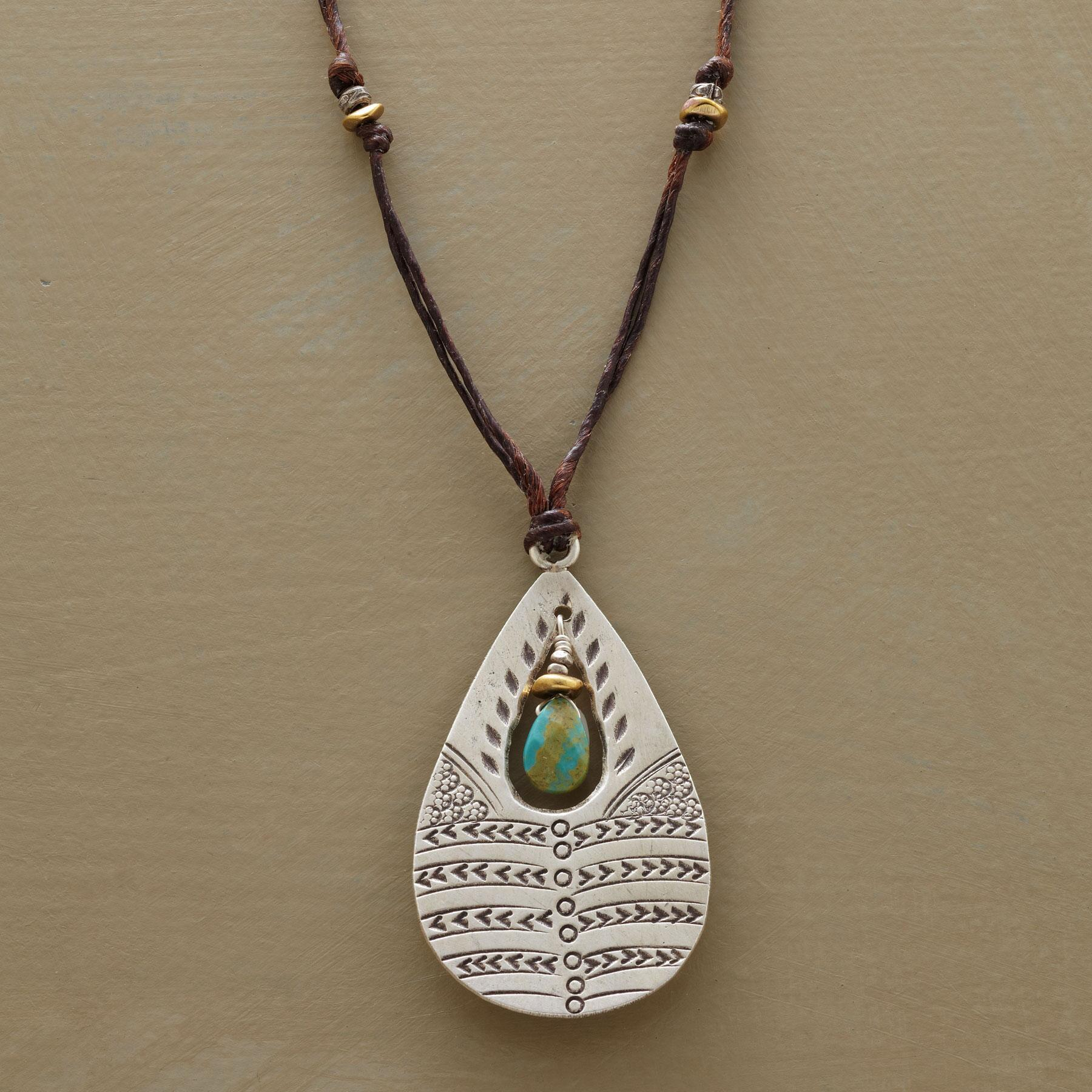 BOUNTIFUL NECKLACE: View 1