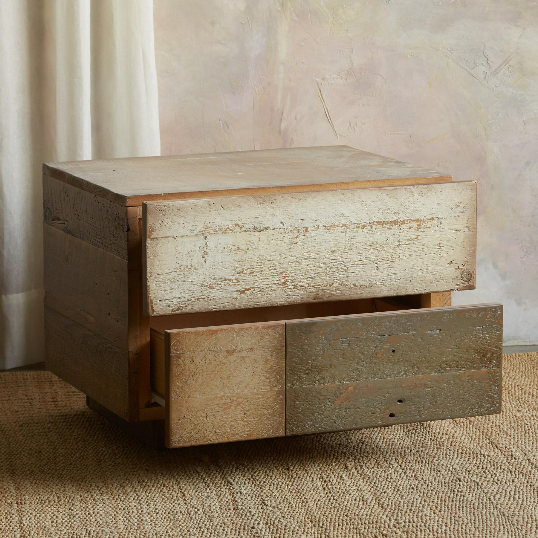 PACIFICA BARNWOOD NIGHTSTAND: View 2