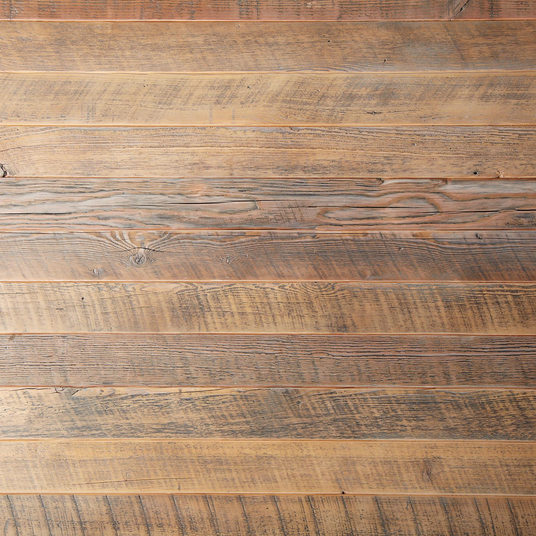 SOMA RECLAIMED PINE DINING TABLE: View 3