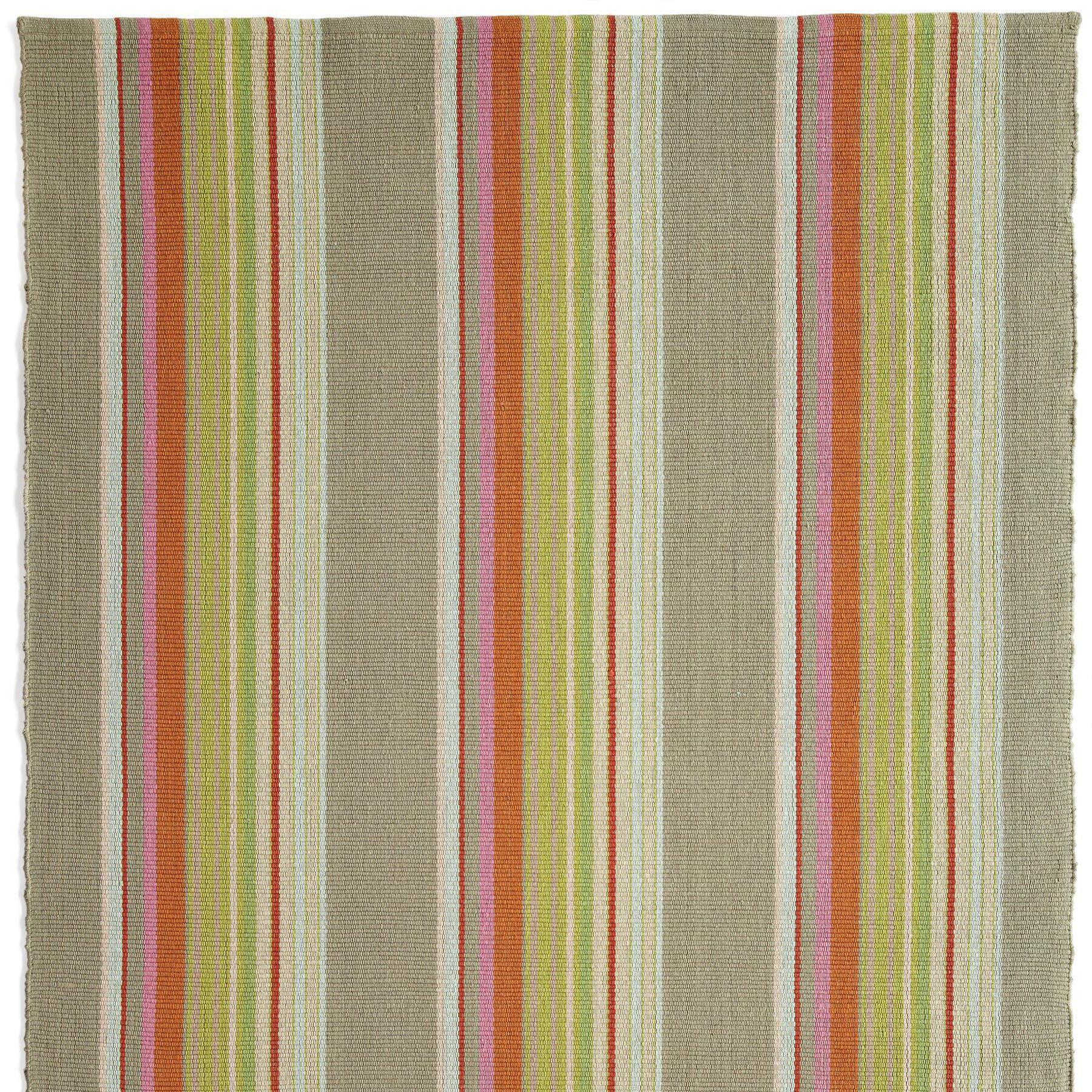 HADLERY STRIPE WOVEN RUG: View 1