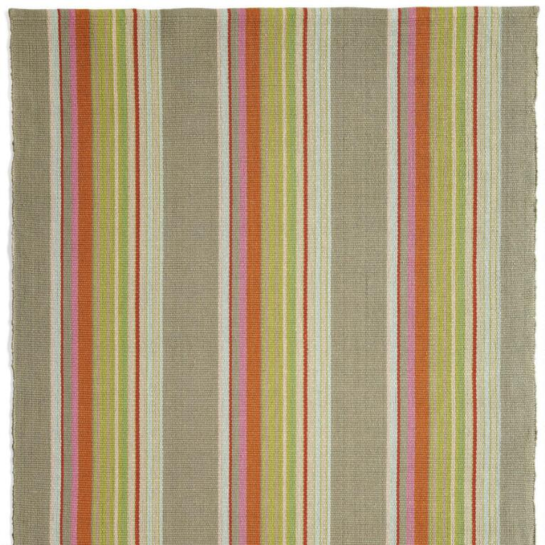HADLERY STRIPES WOVEN RUG
