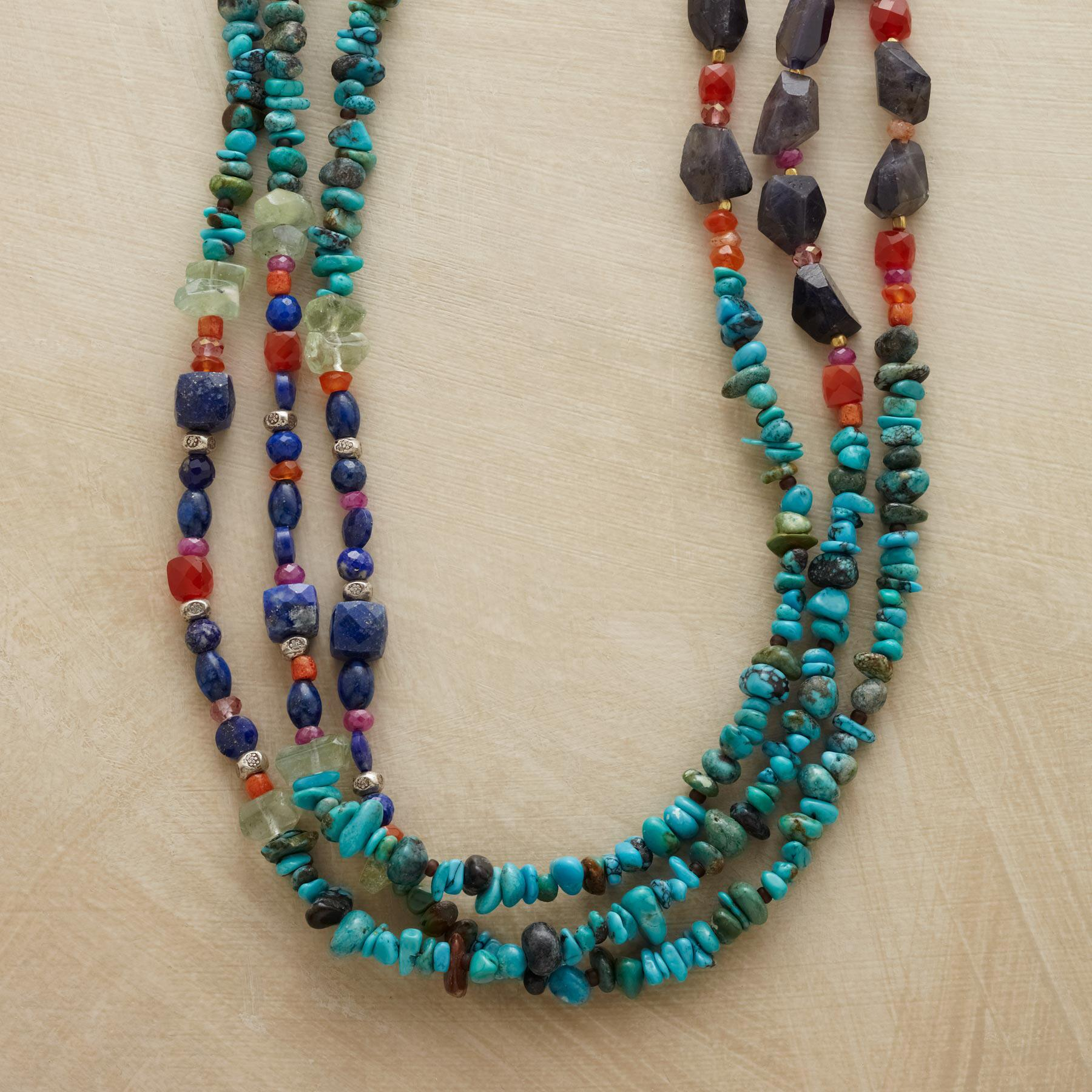 PURELY ELEMENTAL NECKLACE: View 1