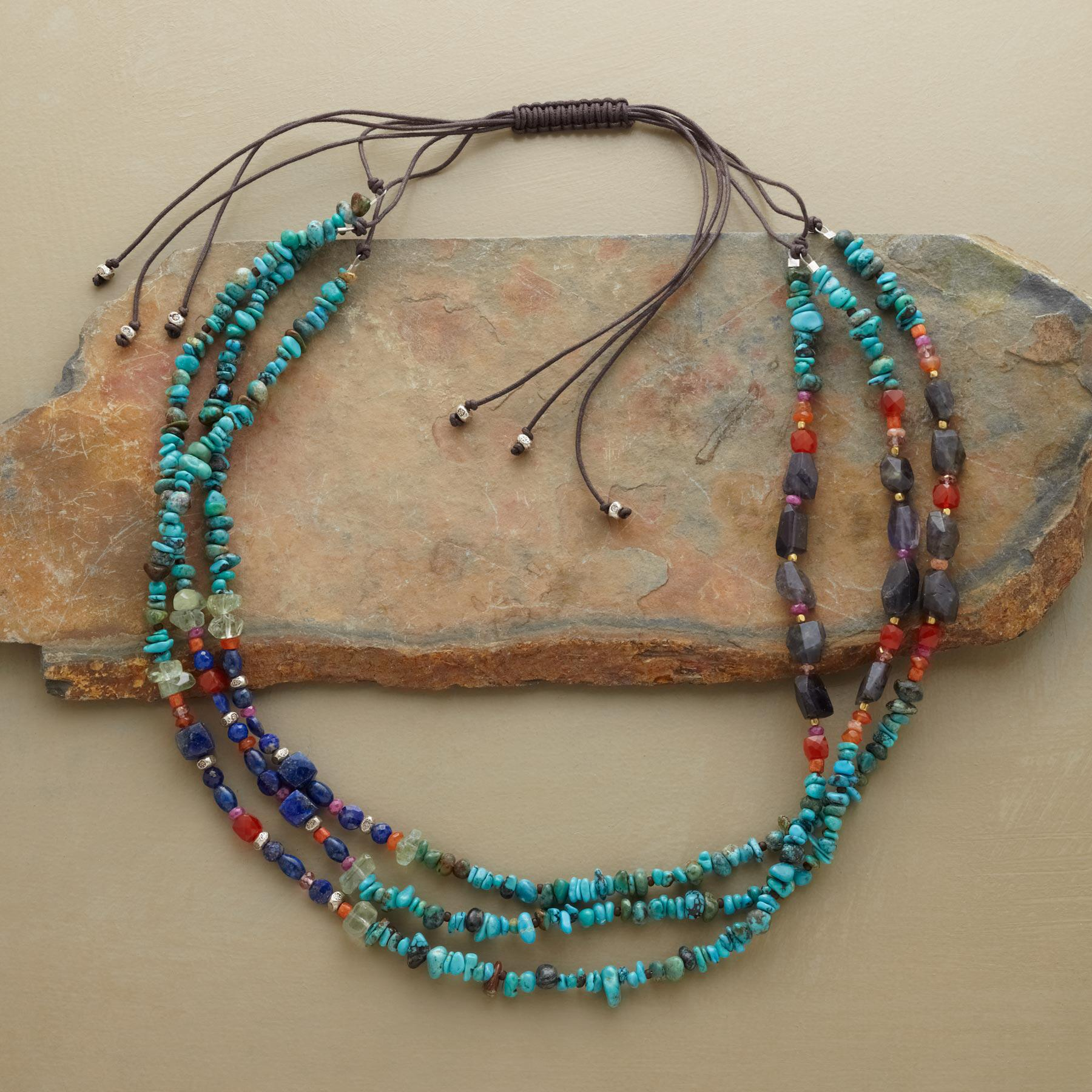 PURELY ELEMENTAL NECKLACE: View 2