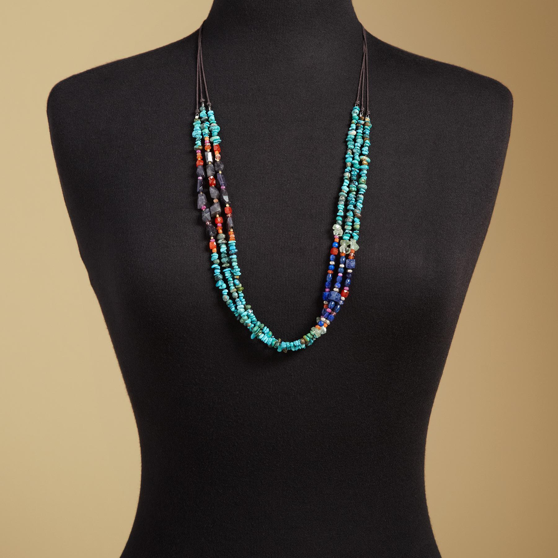PURELY ELEMENTAL NECKLACE: View 4