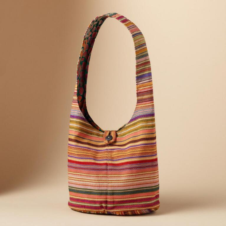 ROAD LESS TRAVELED REVERSIBLE BAG