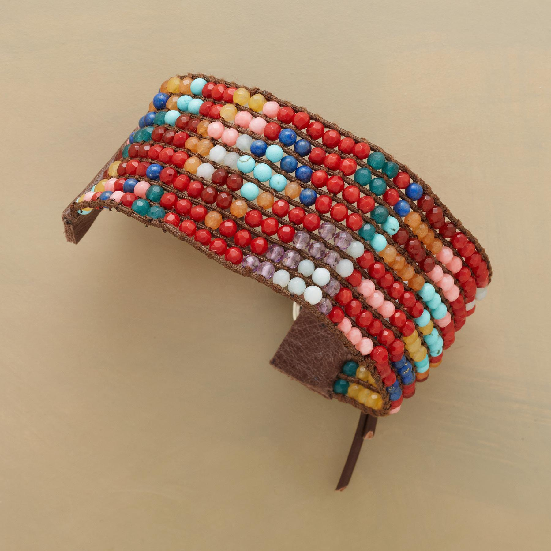 TAPESTRY JEWEL BRACELET: View 1