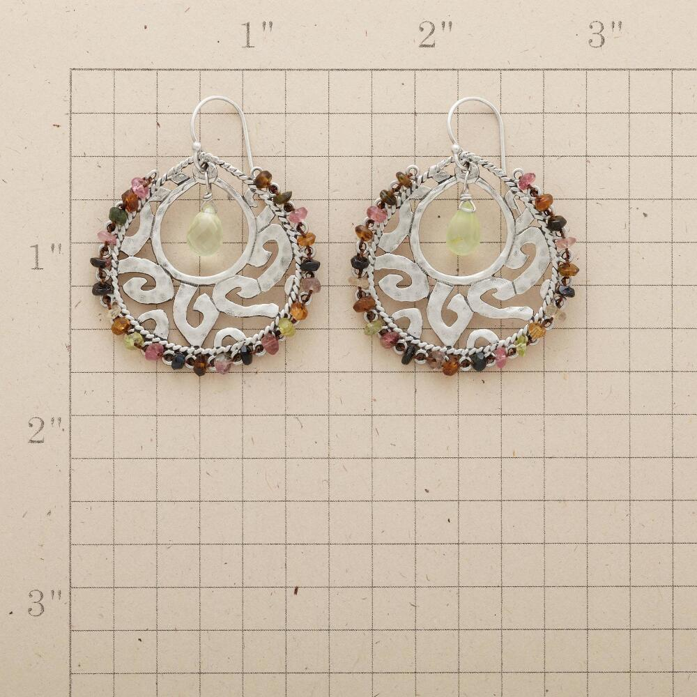 CASABLANCA HOOP EARRINGS: View 2