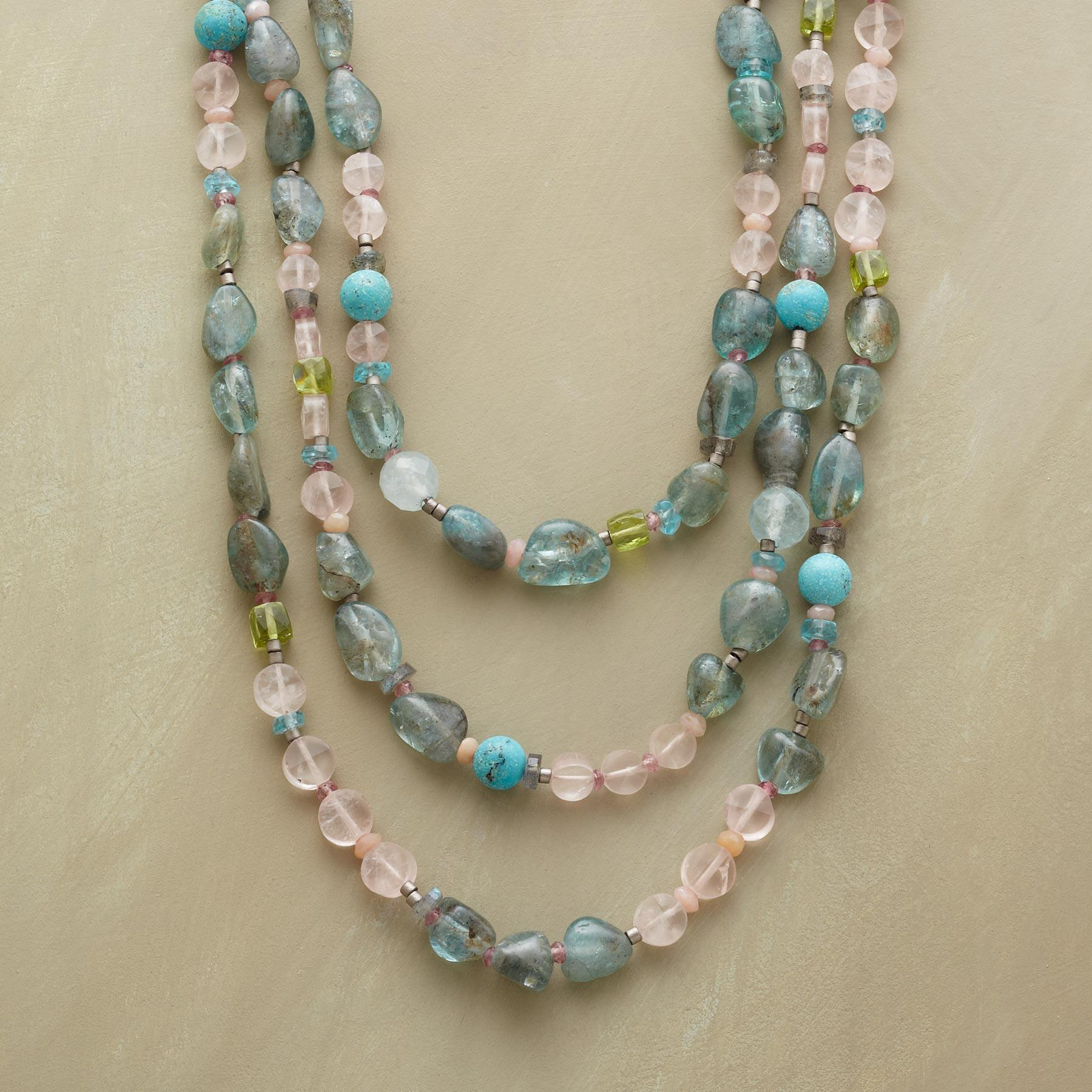 WAVELENGTH NECKLACE: View 1