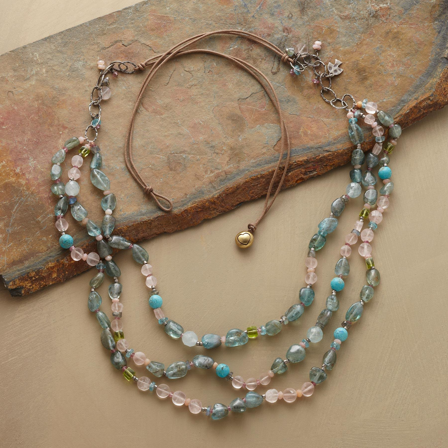 WAVELENGTH NECKLACE: View 2