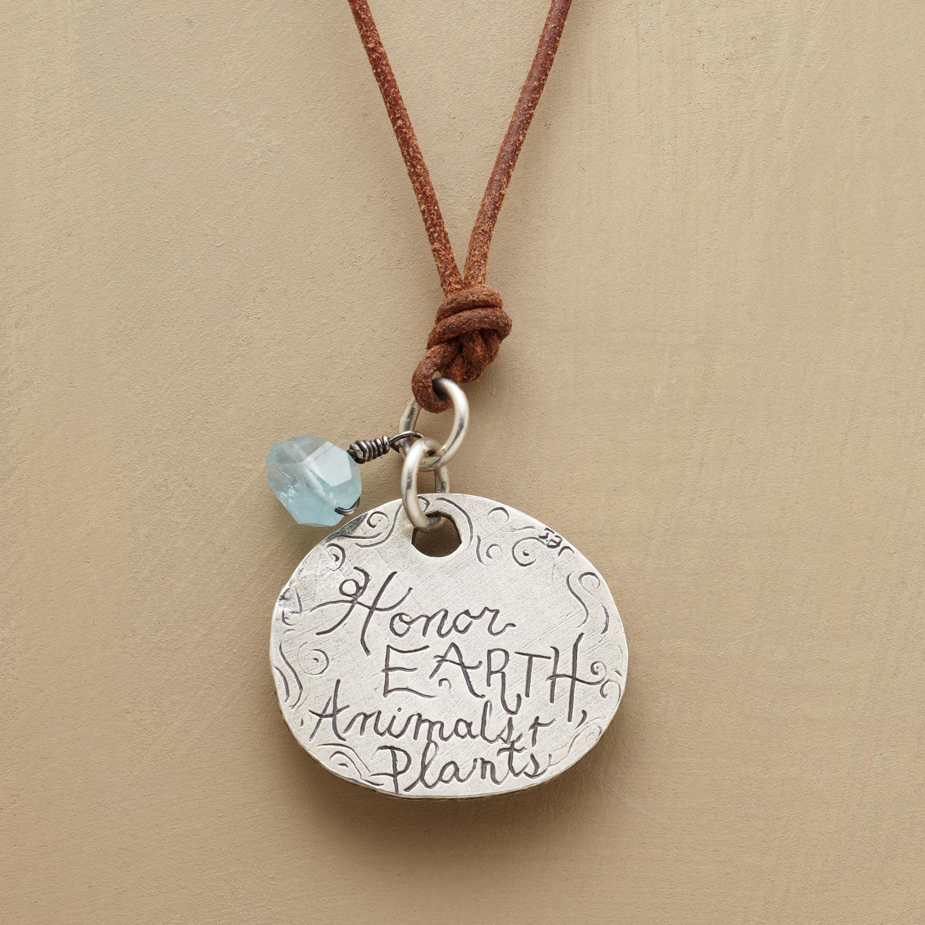 HONOR THE EARTH NECKLACE: View 4