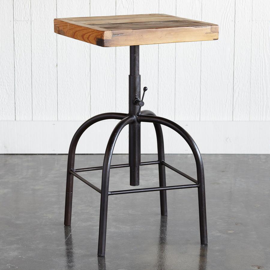 Adjustable Side Table Singapore: Hudson Adjustable Side Table