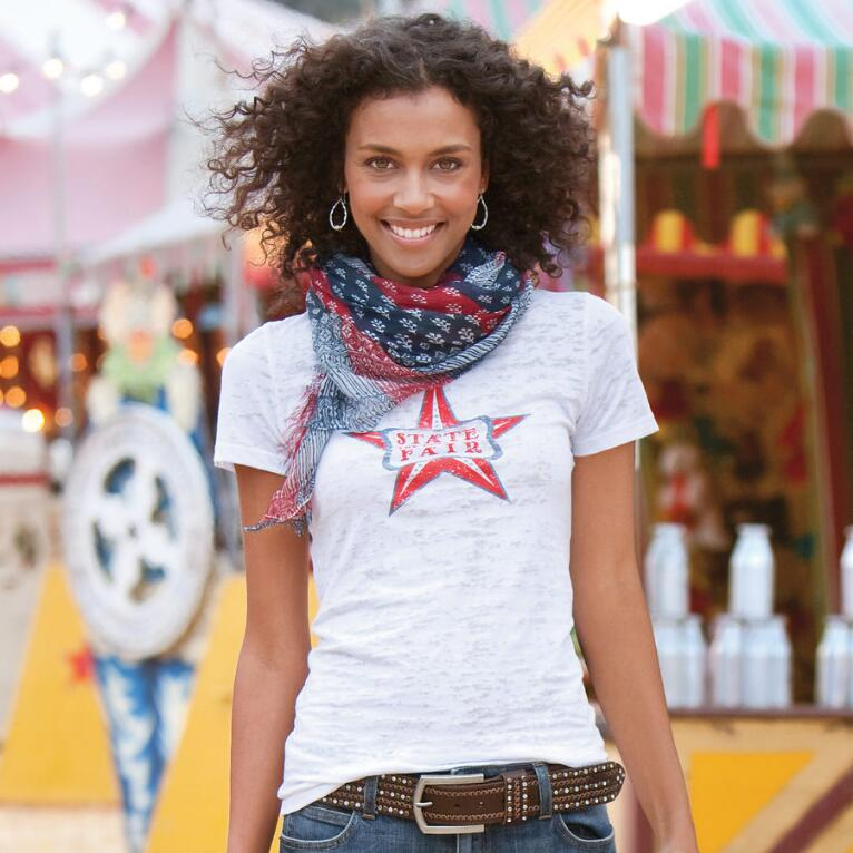 STAR OF THE STATE FAIR TEE