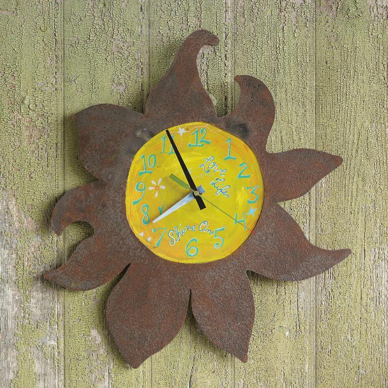 TIME TO SHINE CLOCK