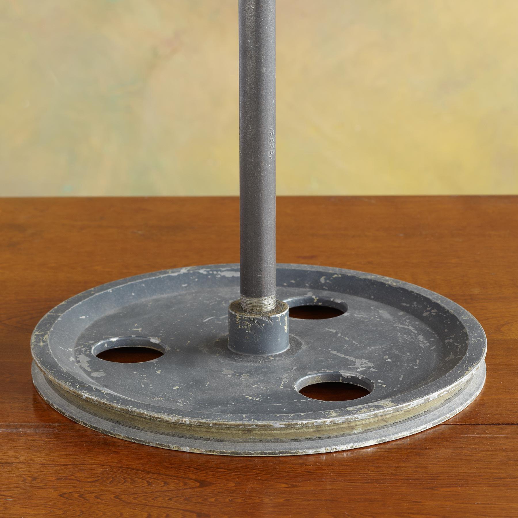 MIRRORED SHADE LAMP: View 4