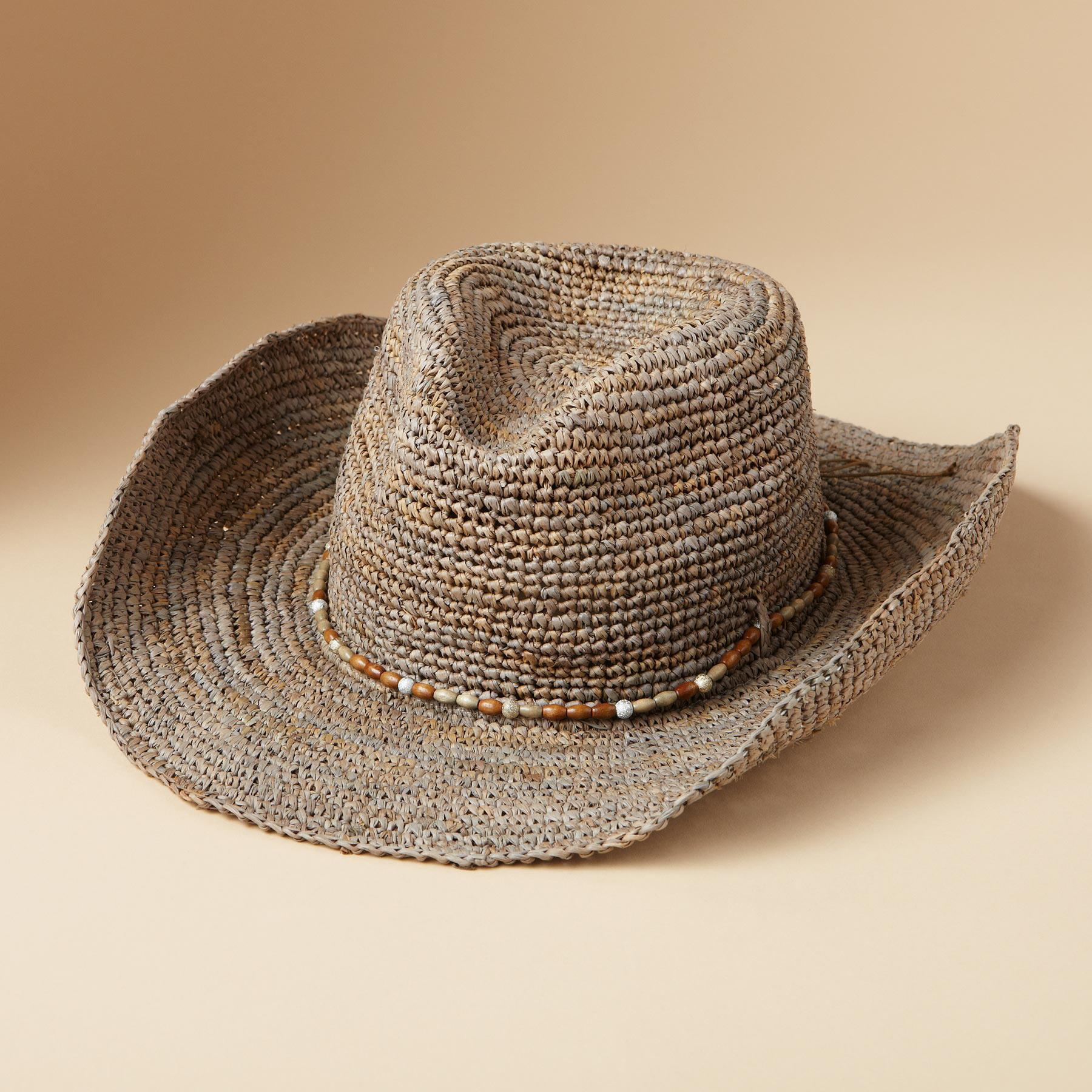 CONTINENTAL COWBOY HAT: View 1