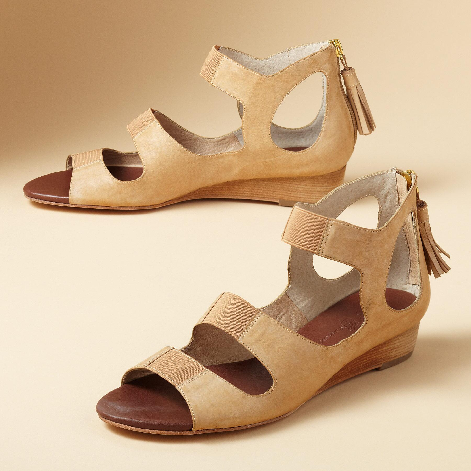 CAMERON WEDGE SANDAL: View 1