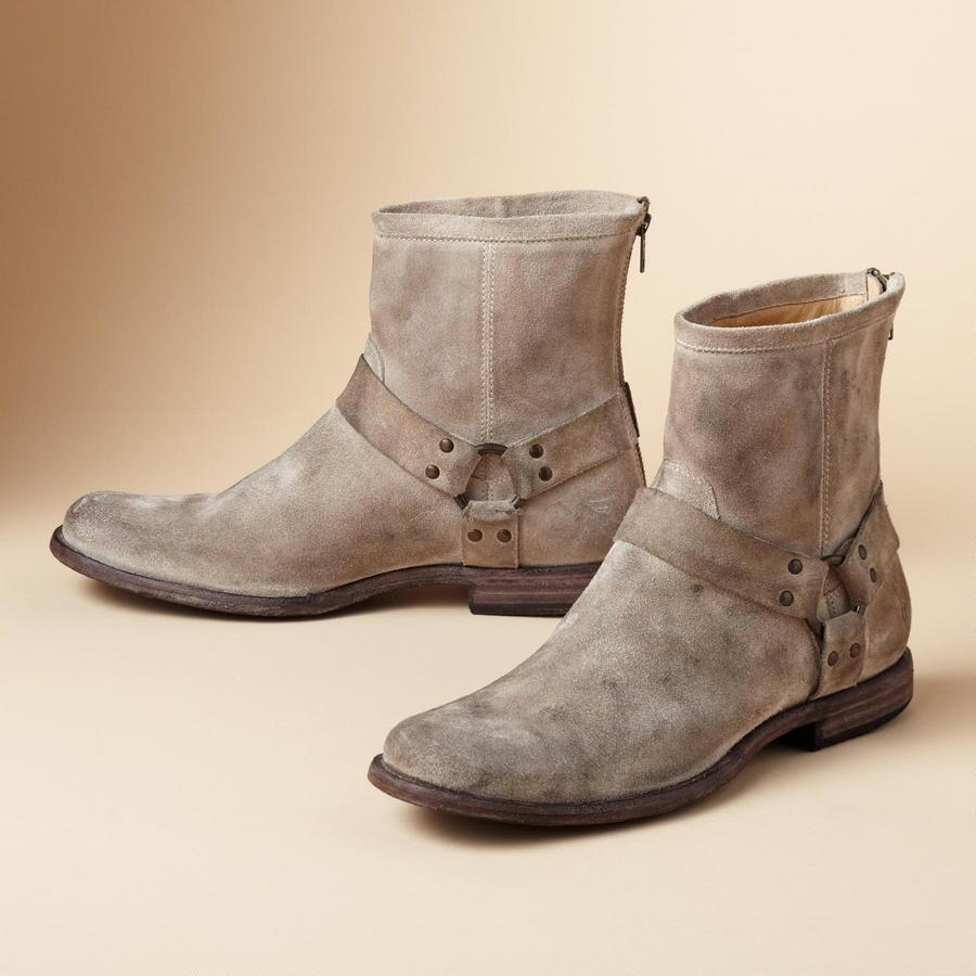 PHILLIP HARNESS BOOTS