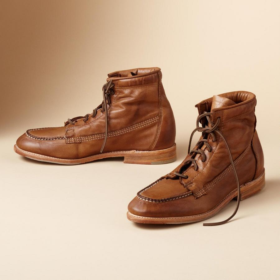 VINTAGE SHOE CO VINCENT BOOTS