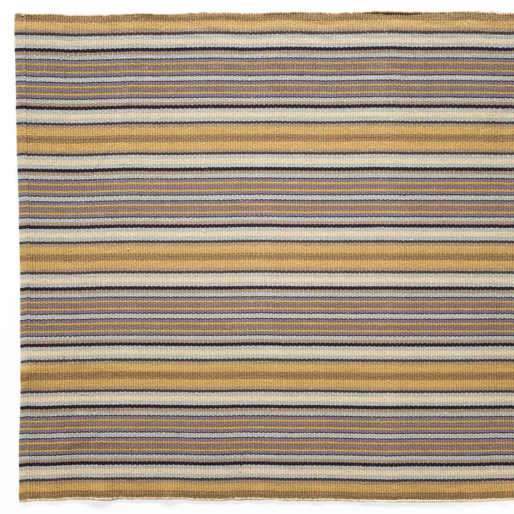 TREEHOUSE STRIPE LOOMED RUG, LARGE: View 1