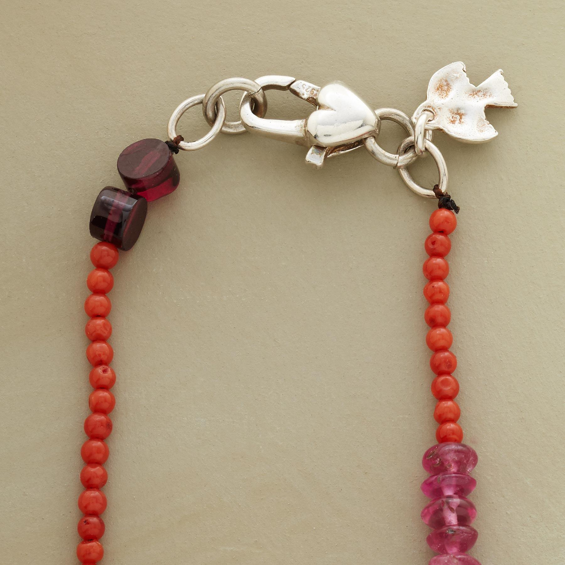 TRAIL MIX NECKLACE  : View 3