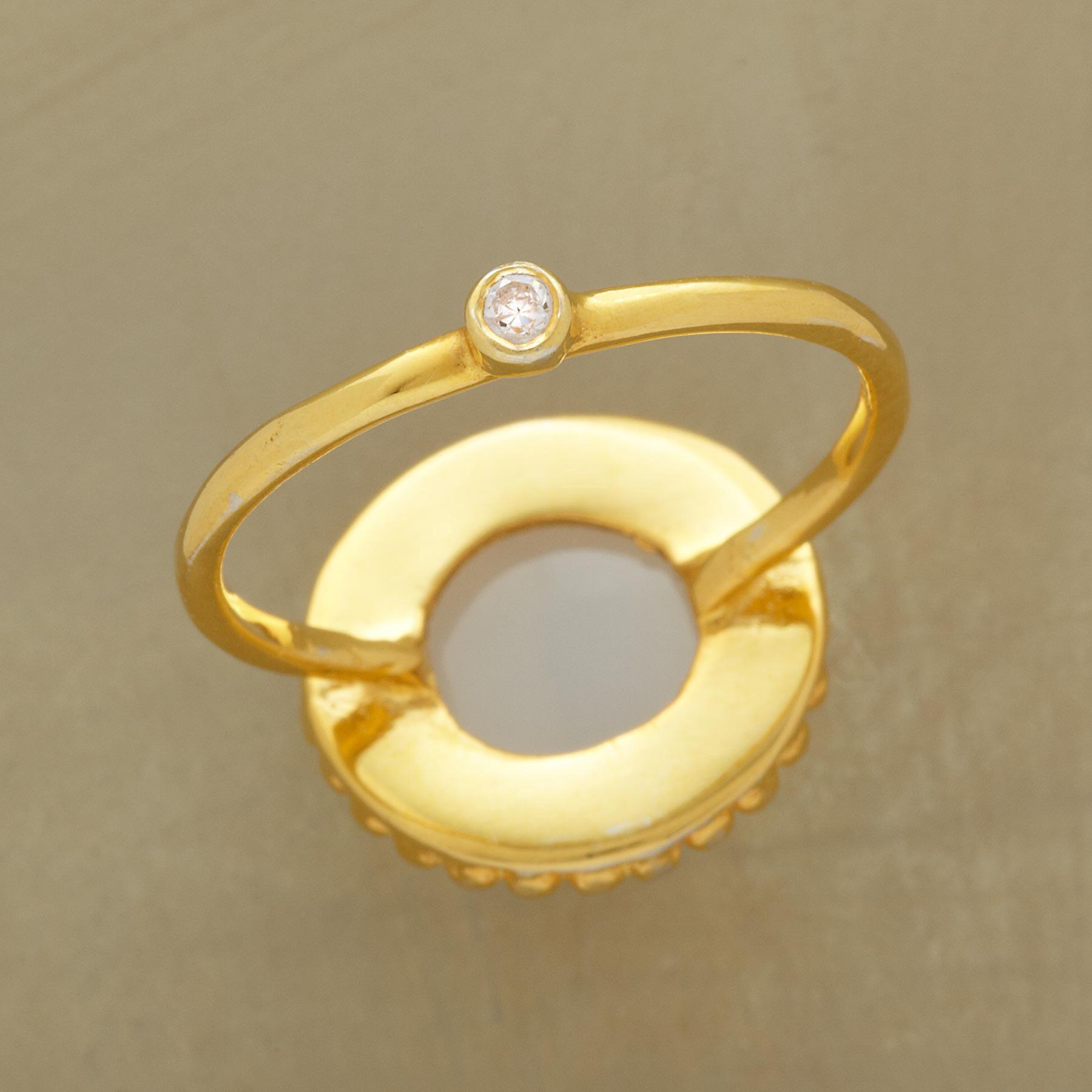MILKY WAY RING: View 2