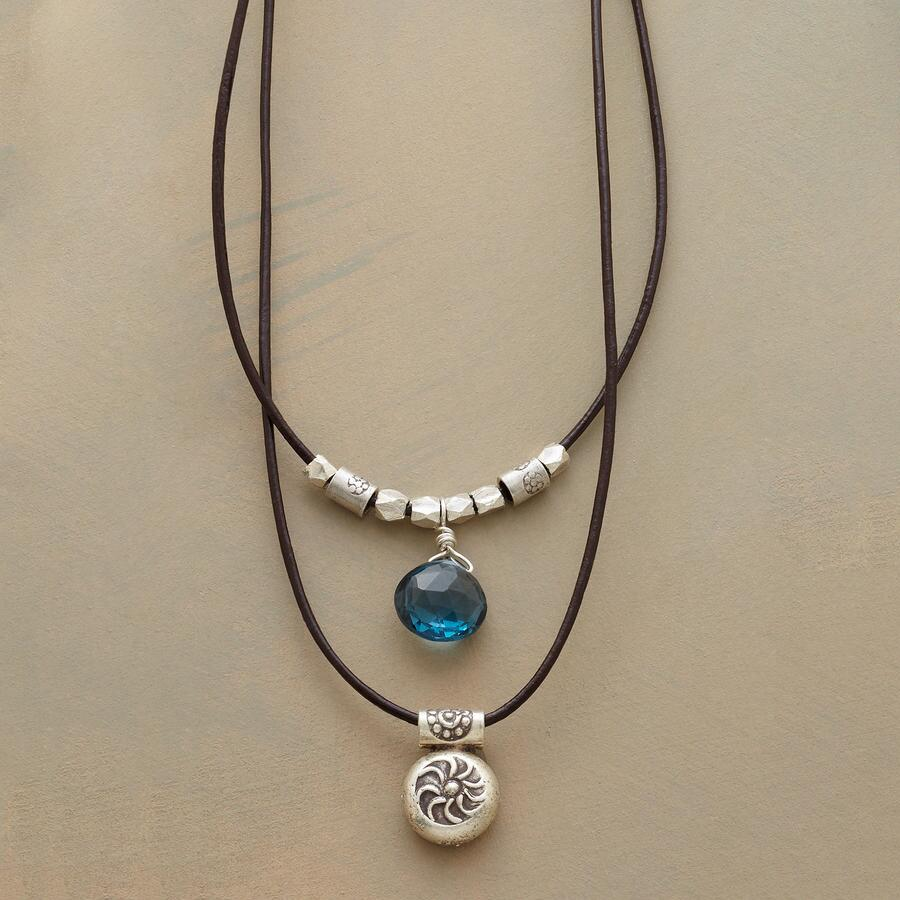 SUN AND SKY NECKLACE